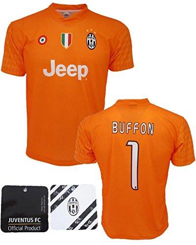 Maglia calcio bimbo Juve Buffon *24234 Replica ufficiale autorizzata Juventus-6 anni