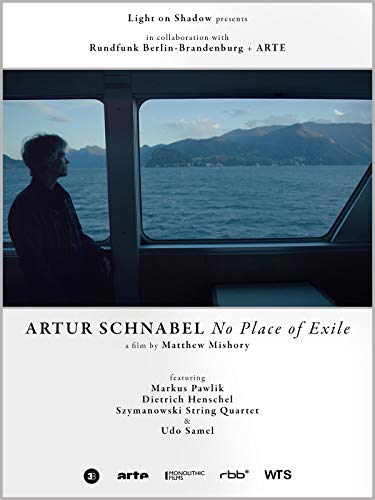 Artur Schnabel: No Place of Exile