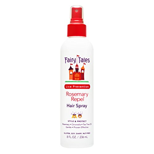 Fairy Tales Rosemary Repel Styling Hairspray, 8 ounce (Fairy Tales Rosemary Spray compare prices)