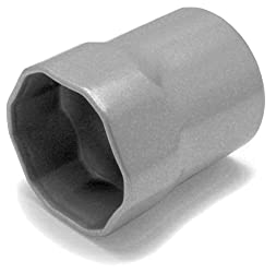 Wilmar W83240 1/2″ Drive Hex Lock Nut Socket, 2-3/8″