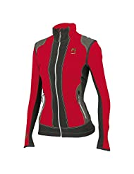 Karpos Defence Lady Jacket Red-Black