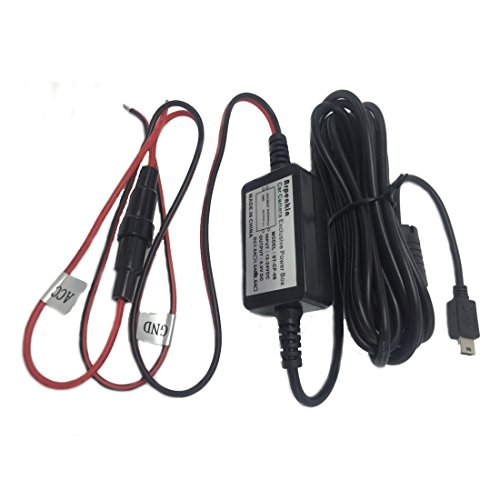 Mini USB Hardwire kit Arpenkin Dash Camera Vehicle Hard Wire Kit - Compatible with G1w / G1w-C / G1WH / GT680W / Mini 0801 / (Mini USB) (5v Mini Usb Direct Hardwire compare prices)