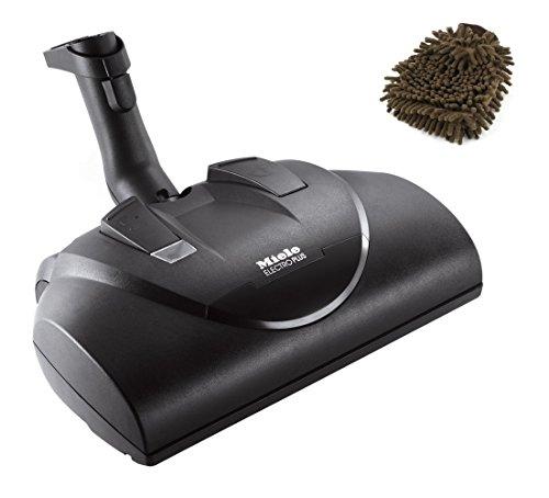 Miele SEB 228 Electro Plus Electrobrush, Full-size (Complete Set) w/ Bonus: Premium Microfiber Cleaner Bundle (Miele 228 compare prices)
