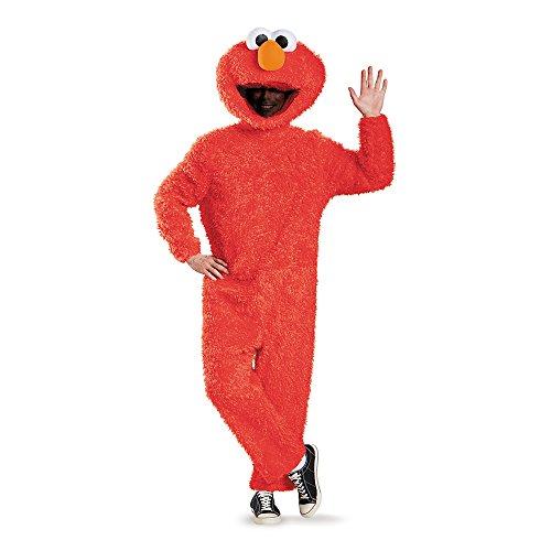 Men's Full Plush Elmo