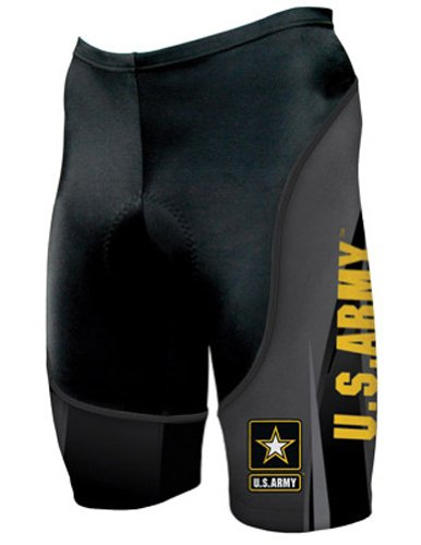Buy Low Price Primal Wear Men's US Army Eleven Cycling Shorts – ART1S34M (B007JY9V3M)