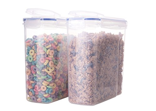 Top 5 Best plastic cereal storage containers for sale 2016 BOOMSbeat