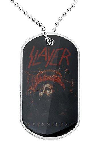 Repentless Dog Tag Kette