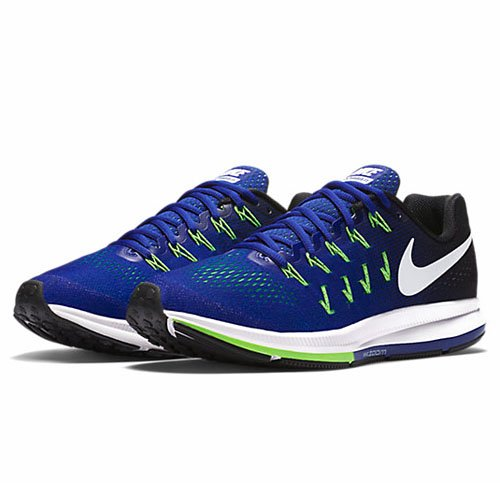 NIKE(ナイキ) ランニングシューズ エア ズーム ペガサス 33 ジョギング ランニング マラソン 陸上 シューズ 靴 スニーカー 運動靴 メンズ 26.0cm コンコード 831352-260-400