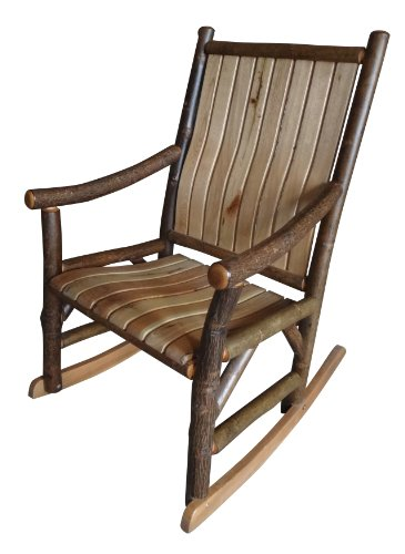 Kelly'S Hickory Furniture Traditional Rocking Chair With Arms front-64933