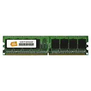 8GB (2x4GB) Memory RAM 4 HP/Compaq Workstation xw9400 (DDR2-667MHz 240-pin ECC Registered SERVER DIMM)