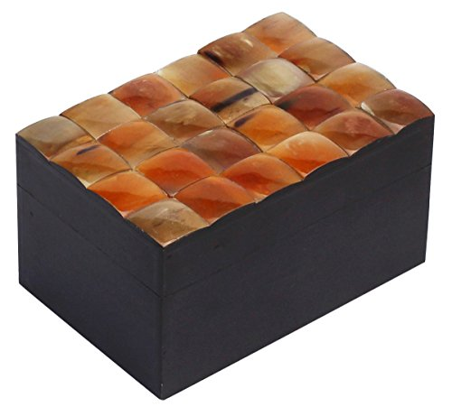 Special Discount SALE 61% - Old Style Wooden Box - Colorful Decorative Jewelry Box - 4