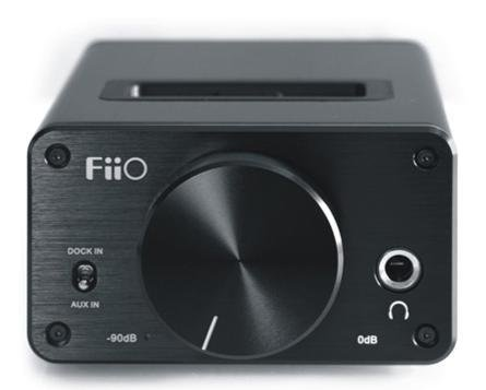 Headphone Amplifier With Dock Usb And Line In / Line Out With Headphones