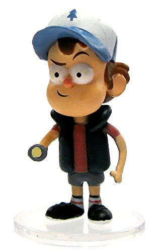 """Disney Gravity Falls Dipper Pines 1.5"""" Mini Figure [Loose]"""