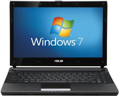 Asus U36SG 13.3-inch Ultra Portable PC (Intel Core i5 2430M 2.4GHz, 4GB RAM, 500GB HDD, LAN, WLAN, Webcam, Windows 7 Professional 64-Bit)