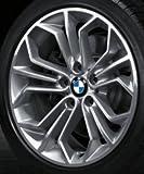Original BMW Alufelge X1 E84 Wabenstyling 323 in 18 Zoll