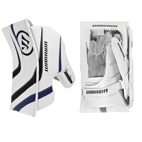 Warrior-Intermediate-Ritual-Goalie-Hockey-Blocker-WhiteWhiteRoyal