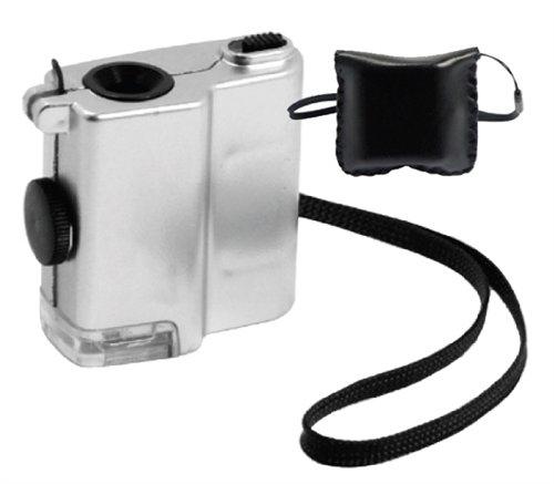 13X Mini Microscope With Led Light