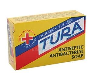 Tura Protection Plus Antiseptic Antibacterial Soap 75g
