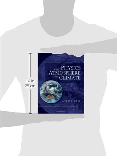 Physics of the Atmosphere and Climate 2nd Edition Hardback