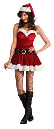 Amazon.com: Secret Wishes Christmas Collection Ms. Santa In Training ...