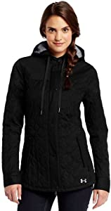 Under Armour Women's ColdGear® Infrared Alpinlite Shacket Extra Large Black