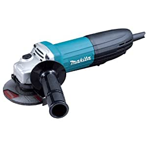 Makita GA4534 4-1/2-Inch Paddle Switch Angle Grinder