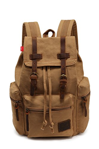 sechunk-unisex-canvas-leather-backpack-khaki