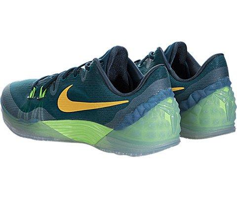 354fef985823 pictures of Nike Zoom Kobe Venomenon 5 - Radiant Emerald   Volt-Teal-Laser