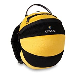 Littlelife Bumble Bee Animal Toddler Daypack