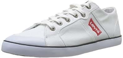 Levi's Venice Beach Lace Up, Baskets mode homme - Blanc (Brilliant White 50), 40 EU (6 UK)