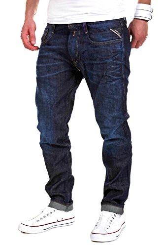 Replay Jeans WAITOM Dunkelblau [W32/L34] thumbnail