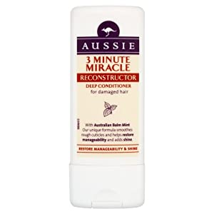 Aussie 3 Minute Reconstructor Conditioner 75 ml Travel Pack (Pack of 24)