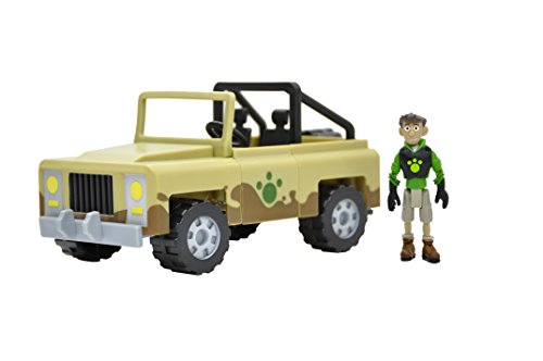 Wild Kratts Createrra Creature Rescue Set with Chris Action Figure