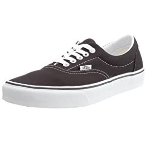Vans Footwear Classics Men's Era Sneaker 12 Black