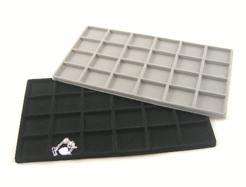 24 Compartment Tray Insert (BD96-24) - full size
