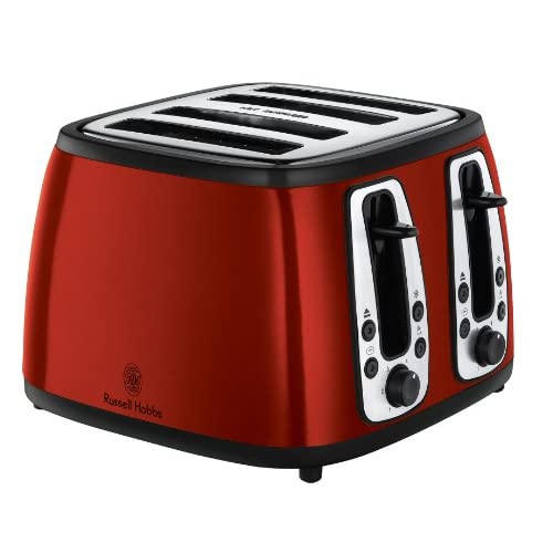 Most Wished 10 4-slice Toasters By Morphy Richards