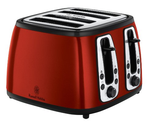 19160 Heritage 4-slice Toaster - 19160 19160 By Russell Hobbs