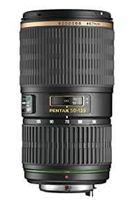 Pentax SMC DA* Series 50-135mm f/2.8 ED IF SDM Telephoto Zoom Lens for Pentax and Digital SLR Cameras (Discontinued by Manufacturer)