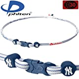 Phiten Titanium X30 MLB New York Yankees 22