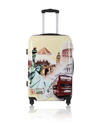 Travel ONE Hartschalen Trolley Horsham mehrfarbig  70  cm