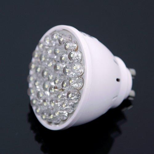 Energy Saving Gu10 2W 38 Led Light Bulb Pure White Lamp 220V New