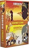 echange, troc Coffret Kirikou : Kirikou et la sorcière + Kirikou et les betes sauvages