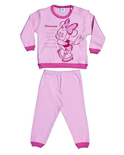 Disney Minnie Pigiama [Fucsia]