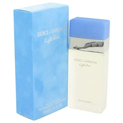 Light Blue for Women by Dolce & Gabbana Eau De Toilette EDT 50ml 1.6 / 1.7 oz Spray