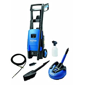 Nilfisk C120 3-6 PAD Big Accessory Pressure Washer with 1650W Motor - $154 delivered from Amazon UK
