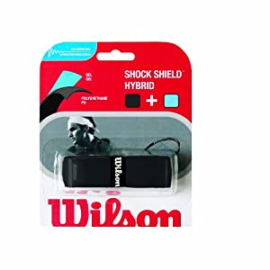 Buy Wilson Shock Shield Hybrid Replacement Grip by Wilson