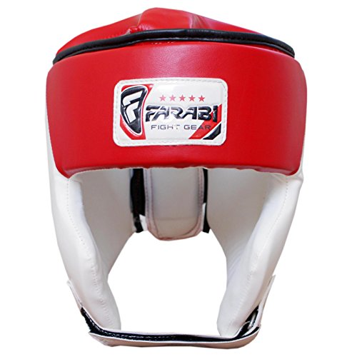 junior-mma-boxing-head-guard-helmet-open-face-head-gear-suitable-for-4-8-year-old-by-farabi