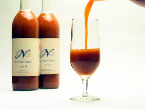 ノースビレッジ農園 完熟トマトジュース
