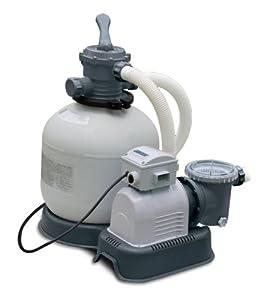 Intex 3 000 Gallon Sand Filter Pump