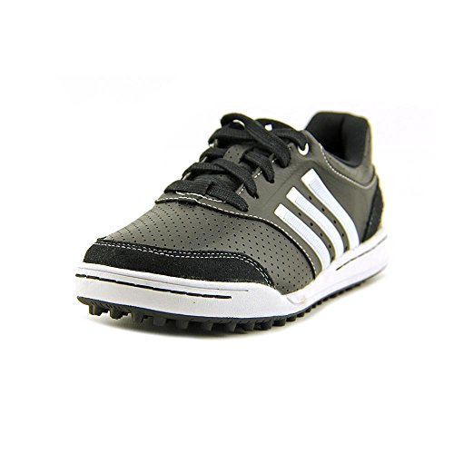 Adidas Adicross III Golf Shoes Junior 2014 Black/Running White 5.5Y